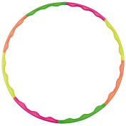 SILUK _ Reifen Hula Hoop Fitness Weighted Hula Hoop Hup Hop Weighted Massage Body Fitness Gym Training