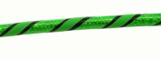 Hooping4Life Medium (100cm ) weighted (650g) Holographic Green & Fluorescent Green exercise & dance Hula Hoola Hoop