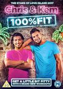 Chris and Kem 100% Fit DVD
