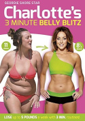 Charlotte Crosby's 3 Minute Belly Blitz DVD