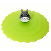 DIYJewelryDepot Neighbour Totoro Ghibli Suction Cup Lid Mug Cover for Party Cups & Kitchen Use
