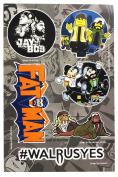 Jay and Silent Bob Sticker Sheet
