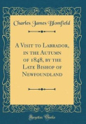 A Visit to Labrador, in the Autumn of 1848, by the Late Bishop of Newfoundland
