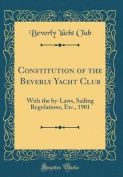 Constitution of the Beverly Yacht Club