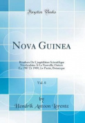 Nova Guinea, Vol. 8 [GER]