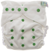 The BIES te1 m9951 Microfibre nappy Basket with Gussets