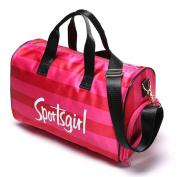 Girls swimming waterproof holdall swim bag