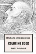 Maynard James Keenan Coloring Book
