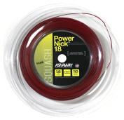 Ashaway Powernick squash string (1 reel) 18 gauge