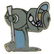 Spinning Reel Fishing Pin 2.5cm
