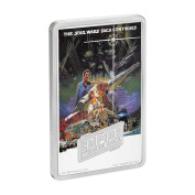 Star Wars - The Empire Strikes Back $2 30ml Silver Coin - Niue 2017