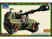 'Riich Models RT72002 Model Kit M109 A2 155 mm Self Propelled Howitzer ""