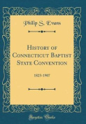 History of Connecticut Baptist State Convention