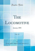 The Locomotive, Vol. 13