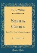Sophia Cooke