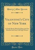 Valentine's City of New York