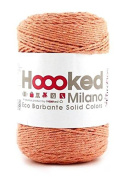 Hoooked Crafts Recycled Eco Barbante Solid Colour 200g Yarn- Apricot