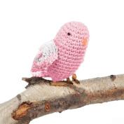 Hoooked Crafts Eco DIY Crochet Knit Box Gift Kit - Love Bird - Blossom