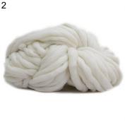 Good01 Fashion Warm Giant Thick Yarn Super Bulky DIY Hand Knitting Hats Blanket