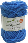 Akura / L Luxury Home Made Top Dyed Yarn Yarns COL 18 40 g 70 m