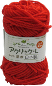 Akura / L Luxury Home Made Top Dyed Yarn In Tamaki COL 7 40 g 70 m