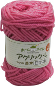 Akura / L Luxury Home Made Top Dyed Yarn In Tamaki COL 6 40 g 70 m