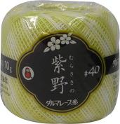 Lace thread MURASAKINO scrubbing # 40/10 g