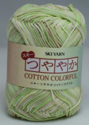 Glossy cotton (colourful) 30 g 20
