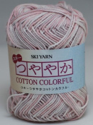 Glossy cotton (colourful) 30 g 2