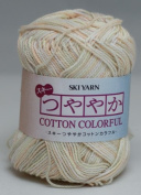 Glossy cotton (colourful) 30 g 1