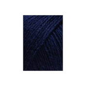 Lang Yarns Cashmere Cotton 025 Dark Blue 25g