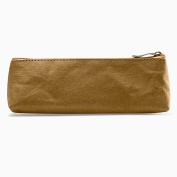Can be washed pencil case / pencil case / stationery / male and female high school students simple pencil bag / retro stationery bag