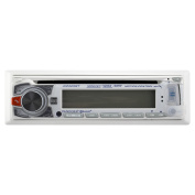 New Dual AM425BT Marine Boat CD MP3 USB Receiver with Motion Control and Bluetooth Stereo Player