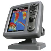 SITEX CVS-126 DUAL FREQ colour FISHFINDER