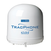 KVH TRACPHONE FLEET ONE COMPACT DOME W/10M CABLE