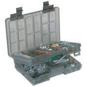 Plano Two-Tier StowAway Tackle Box, Medium