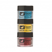 Loon Outdoors Fly Tying Powder Fly Fishing for Customising UV Cured Resins