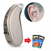 Mini Hearing Aid Adjustable Tone Invisible Wireless Best Sound Amplifier Tone Ear Hearing Aids Aid