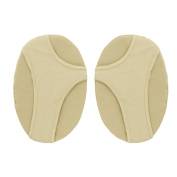 Merssavo 2PCS L Ball of Foot Cushions for Rapid Pain Relief,Gel Cushions,Metatarsal Pads,Arch Pain