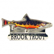 Brook Trout Pin 2.5cm