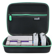 EEEKit Travel Carrying Case Bag for Nintendo SNES Classic Edition(2017), Fits for 2 Controllers and HDMI Cable, Perfect for NES Classic Edition