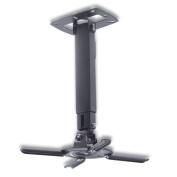 TM ELECTRON tmspo305 – Universal Ceiling Mount for Projectors up to 8 kg, Black