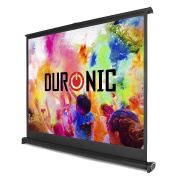 Duronic (Certified Refurbished) DPS40 /43 Portable Desktop 100cm Duronic DPS50/43 Portable Desktop 130cm Projection Screen For | School | Theatre | Cinema | Home Desk Projector Screen 4:3