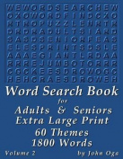 Word Search Book for Adults & Seniors