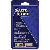 X-Acto No.11 Classic Fine Pnt X-Life Refill Blade