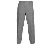 Propper BDU Trouser, 65/35 Poly/Cotton Battle Rip, Extra Large - Long, Grey