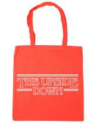 HippoWarehouse The Upside Down Tote Shopping Gym Beach Bag 42cm x38cm, 10 litres