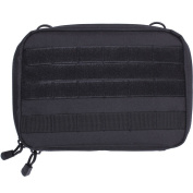 Black - Tactical Advanced Map Pouch