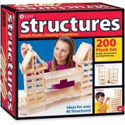 Keva Structures 200 Planks