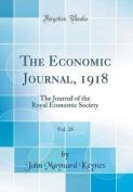 The Economic Journal, 1918, Vol. 28